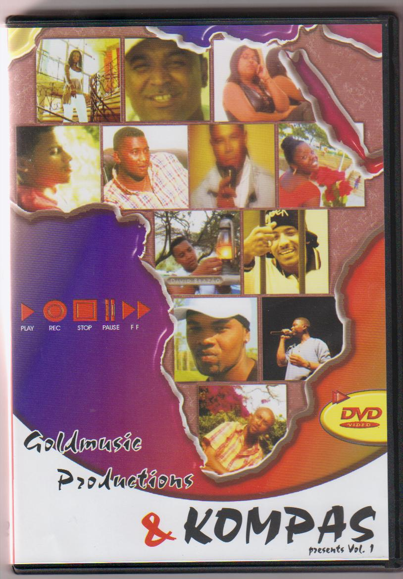 . Gold Music & Kompas - DVD .