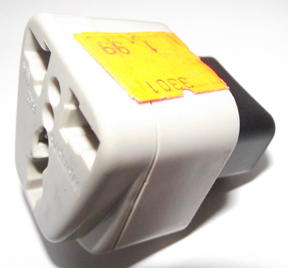 WA-9 Travel Plug Adapter for Europe