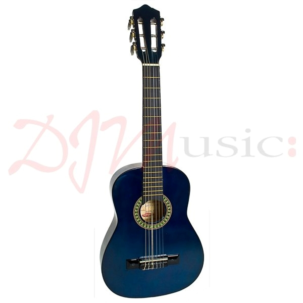 Stagg C542 Linden Classical Guitar (Blue)