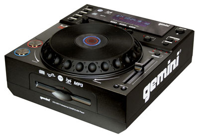 . Gemini CDJ-600 Professional CD Player   .