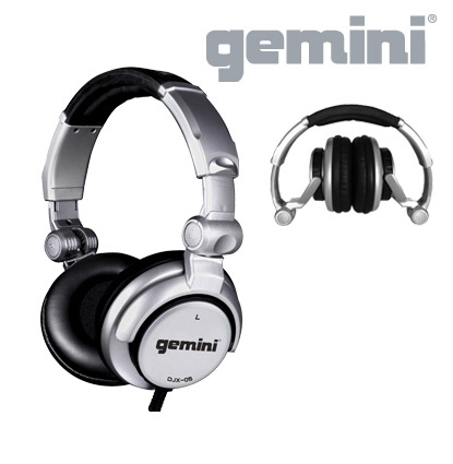 . Gemini DJX-05 Headphones  .