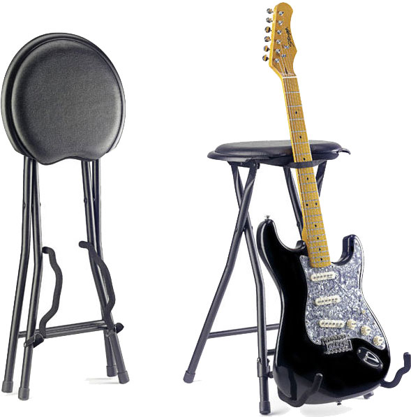 Stagg GIST300 Stool & Guitar stand