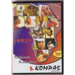 Gold Music & Kompas - DVD...