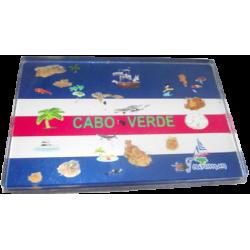 Cabo Verde Islands Flag...