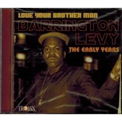 Barrington Levy-the early...