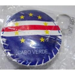 Cabo Verde Flag Round...