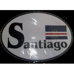 Santiago CV Flag Bumper...