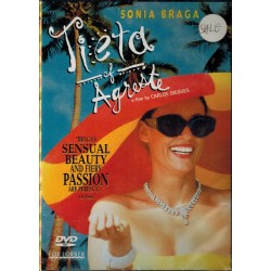 Tieta of Agreste -dvd