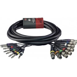Multicore Cable - 5 m/15...