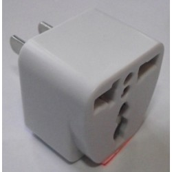 Universal To UK Plug Power...