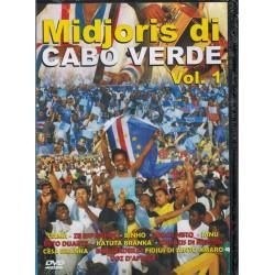 Midjoris de Cabo verde DVD...