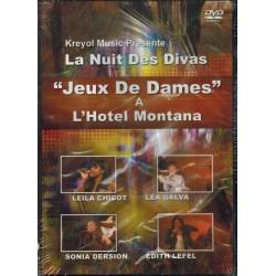 La Nuit des Divas DVD- Jeux...