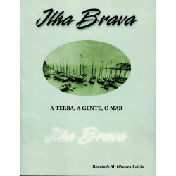 Ilha Brava - Book