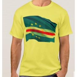 Cabo Verde Flag T-Shirt