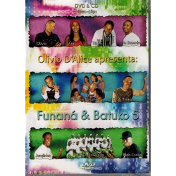 Funana e Batuko 5 dvd + cd
