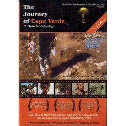 The Journey of cape verde -dvd